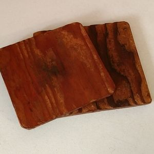 Other - 2 vintage handmade wood charcuterie boards